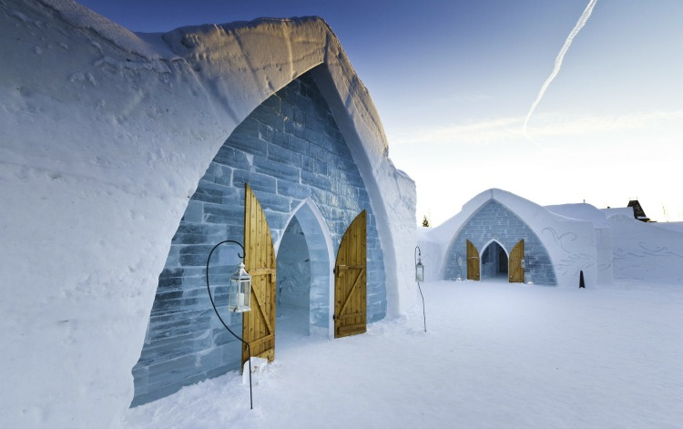 5 amazing Ice Hotels
