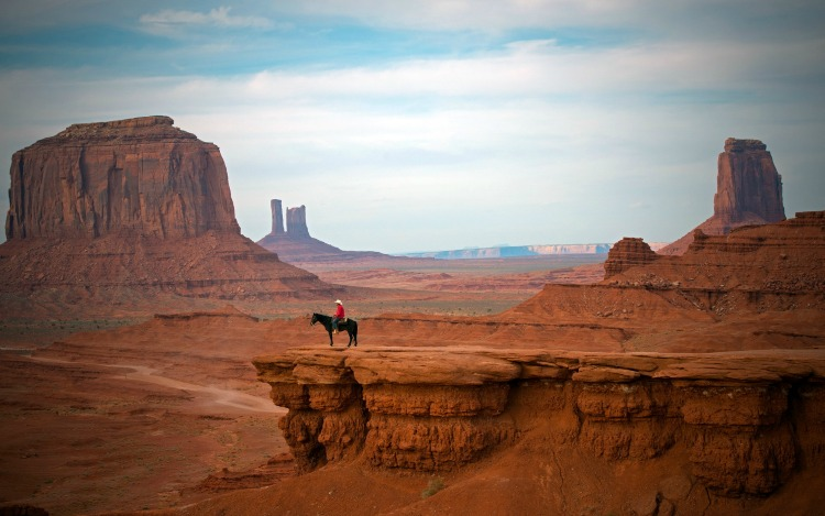 Horse-riding holidays around the world