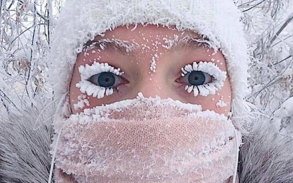 Oymyakon, il villaggio più freddo del mondo