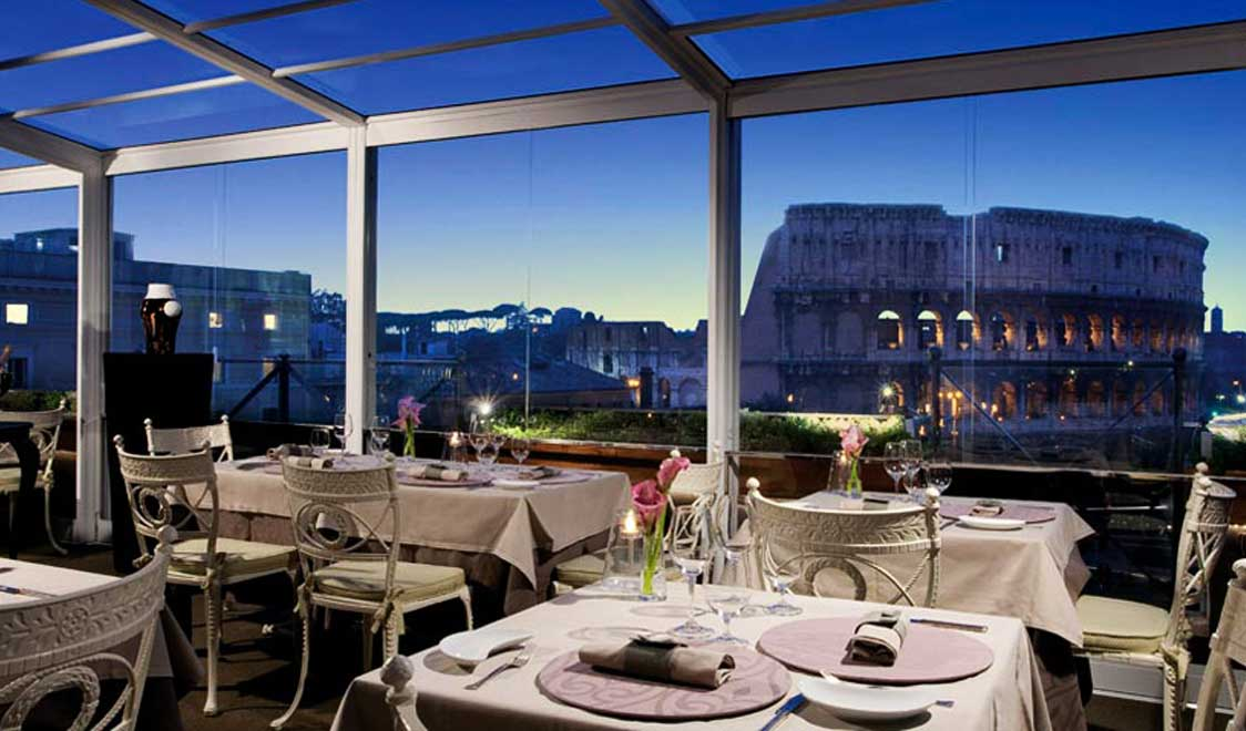 best restaurants with a view in italy including venice