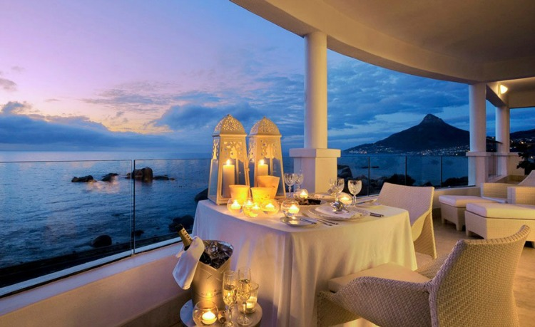 World's most romantic restaurants