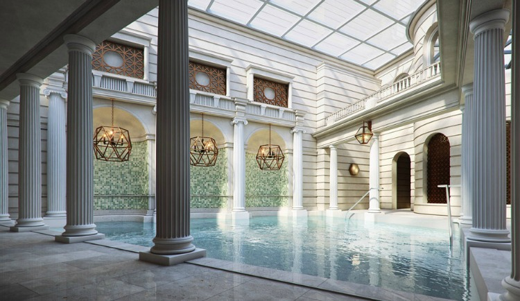 Top Spa getaways in the UK