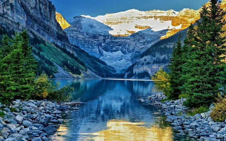 Top 5 national parks in Canada