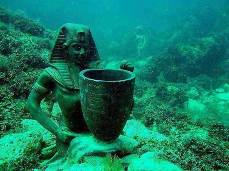 Heracleion, history and mistery