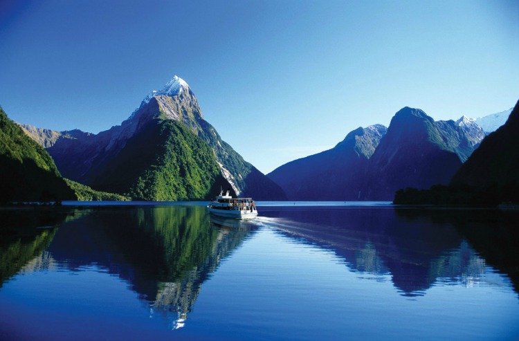 Milford Sound, il sogno di ogni fotografo