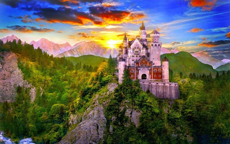 L'Europa e i suoi castelli
