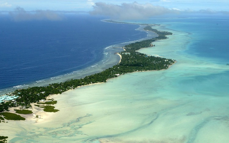 Kiribati, the islands that may disappear