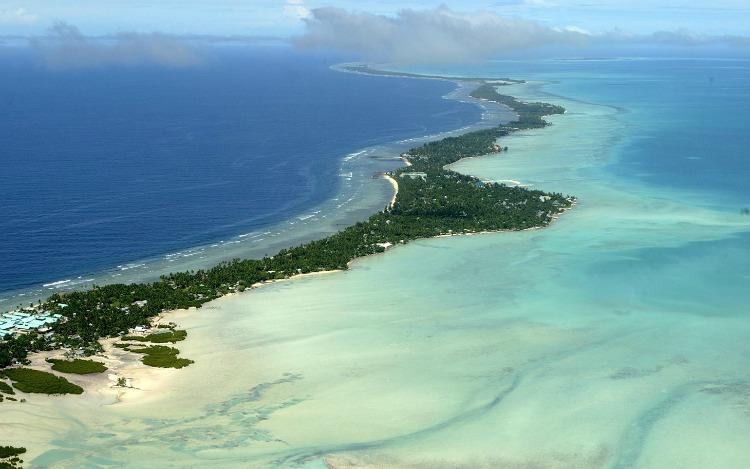 Kiribati, le isole che potrebbero scomparire