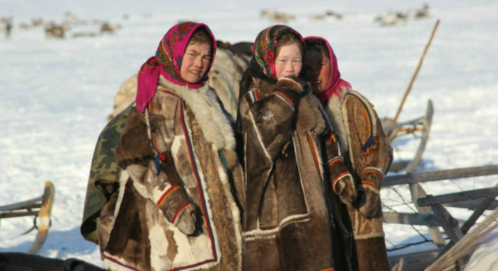 I Nenet, nomadi siberiani
