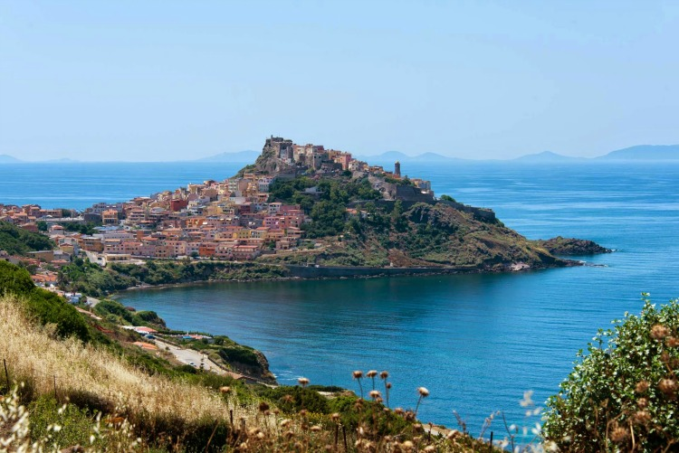 Castelsardo and its beaches