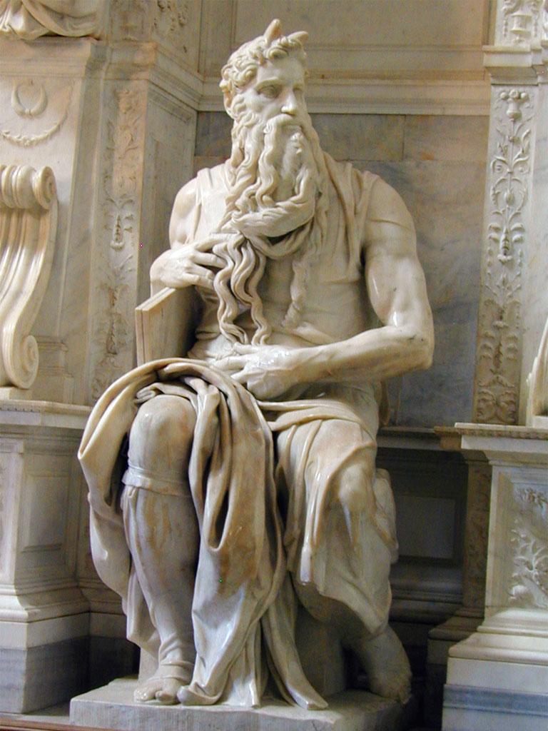 1 Michelangelo-Mose