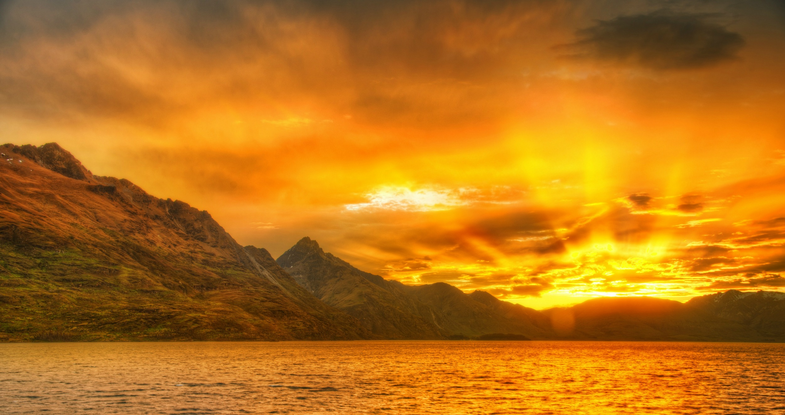 La leggenda Maori del Lago Wakatipu