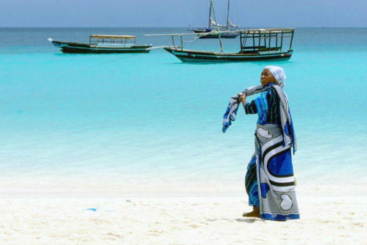 Paje, la perla dell'Isola di Zanzibar