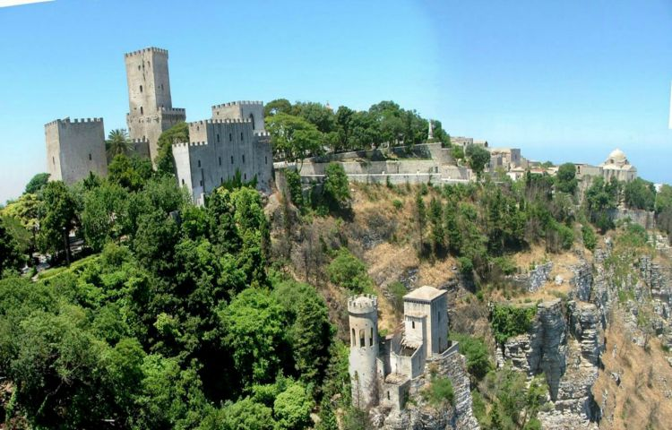 The Village of Erice