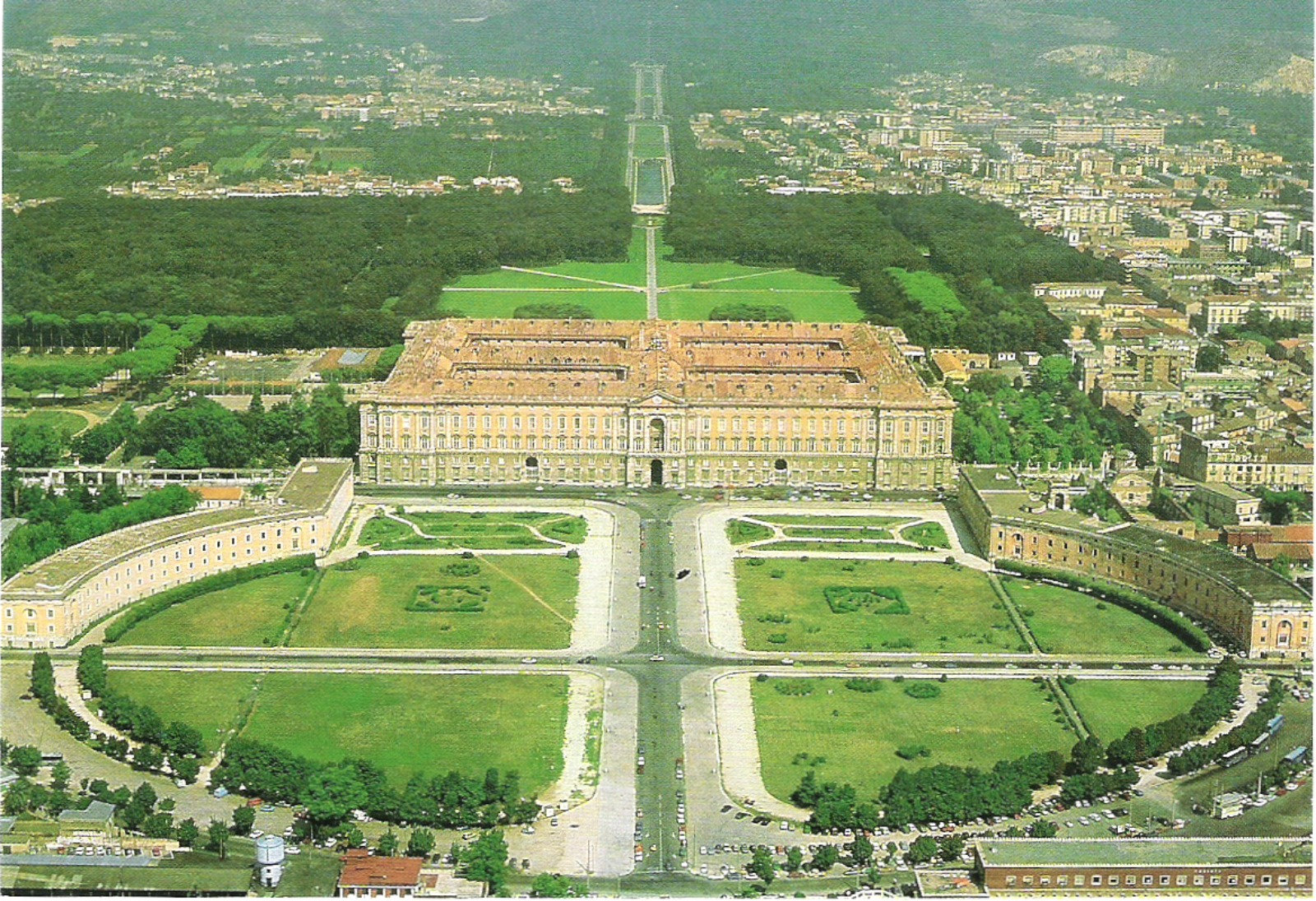 Casertas Royal Palace on Castle Rooms List