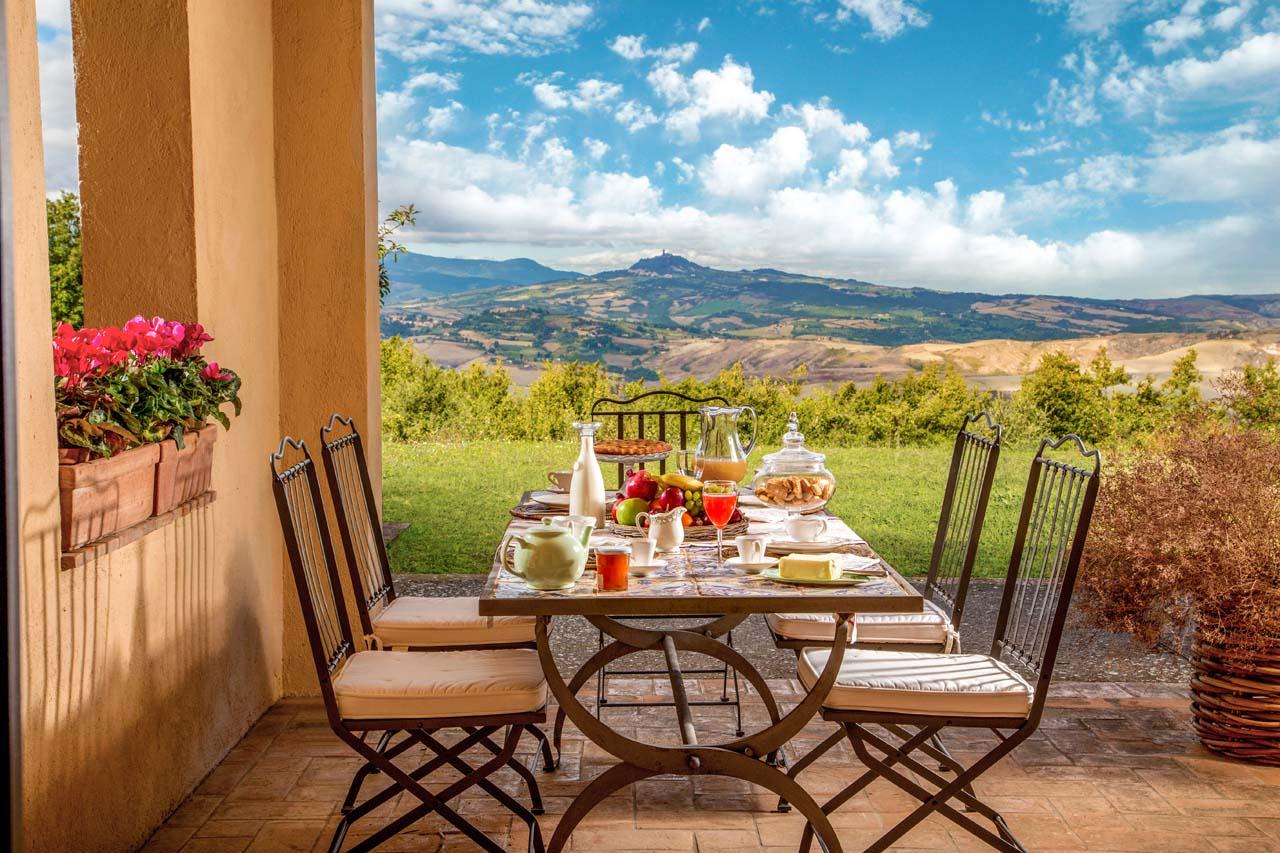 Ville da sogno in Toscana
