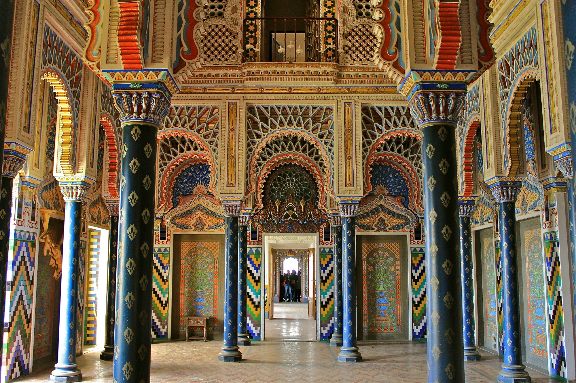 The amazing Sammezzano Castle