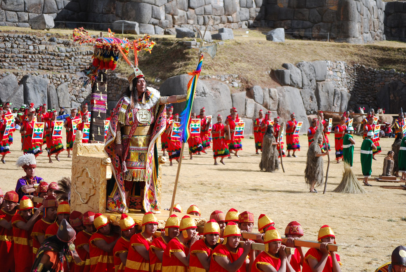 Inti Raymi, the Festival of the Sun