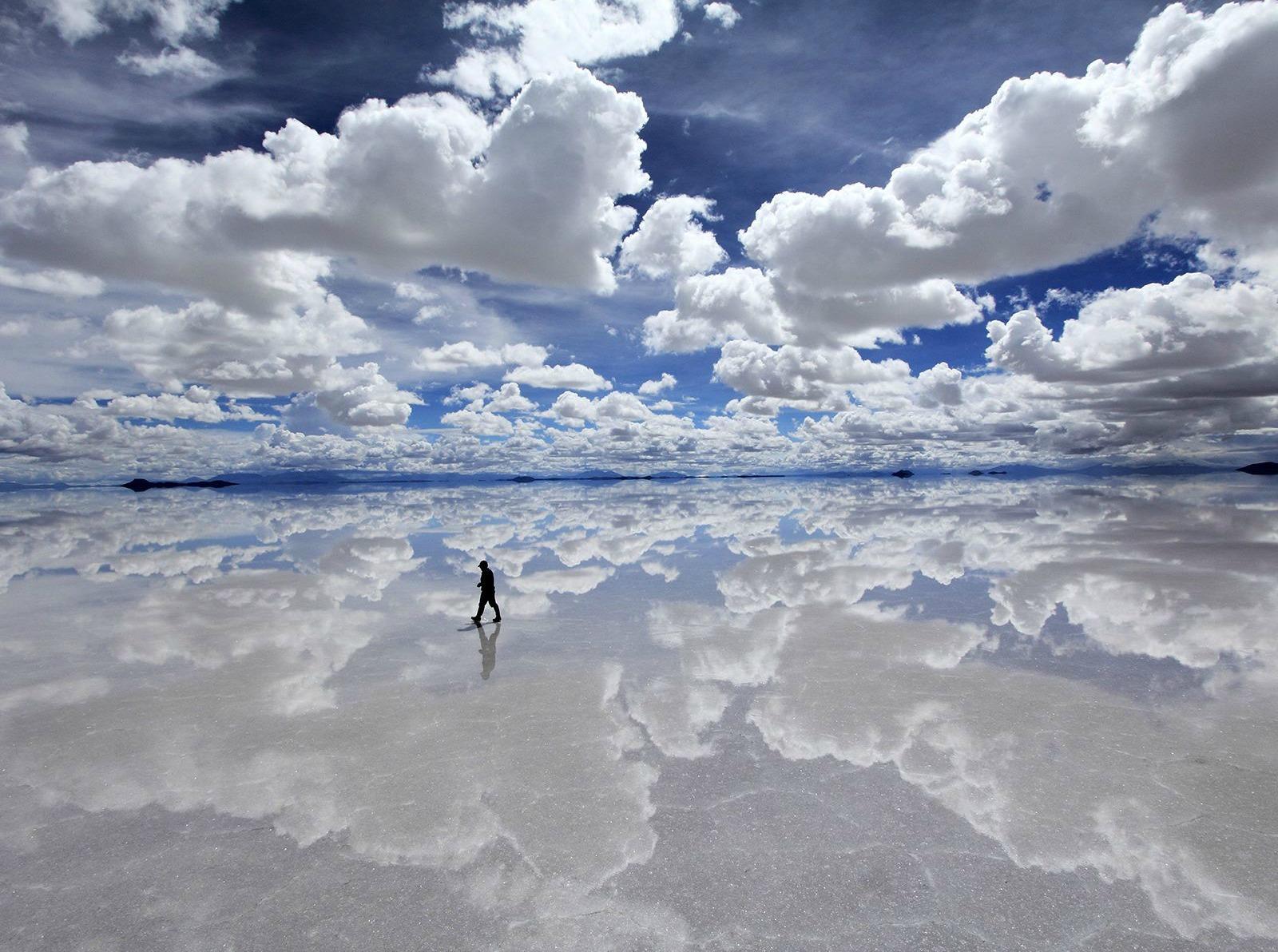 Salar de Uyuni, una meraviglia boliviana