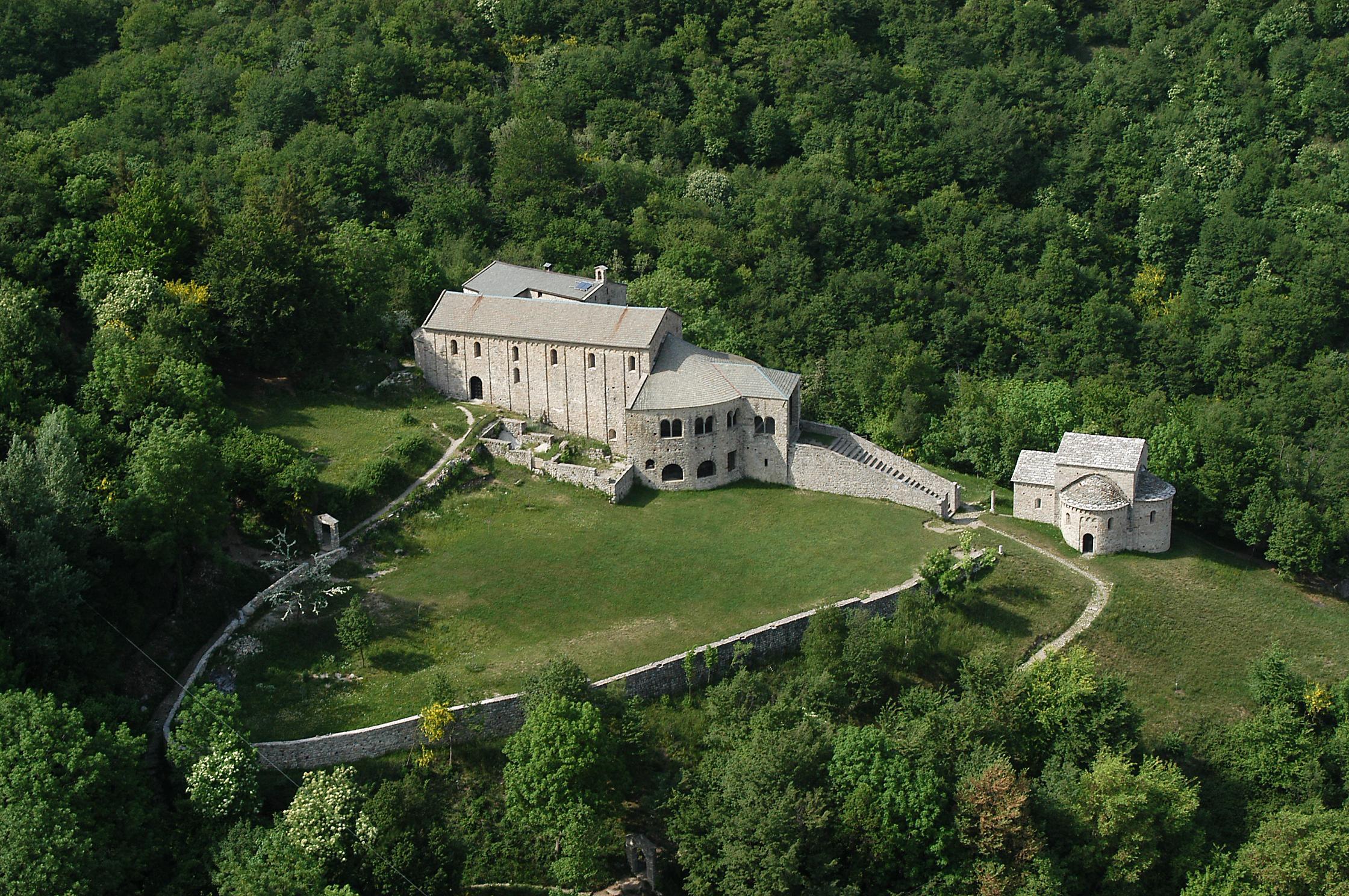 San Pietro al Monte Abbey