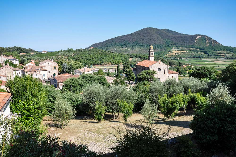 The Village of Arquà Petrarca