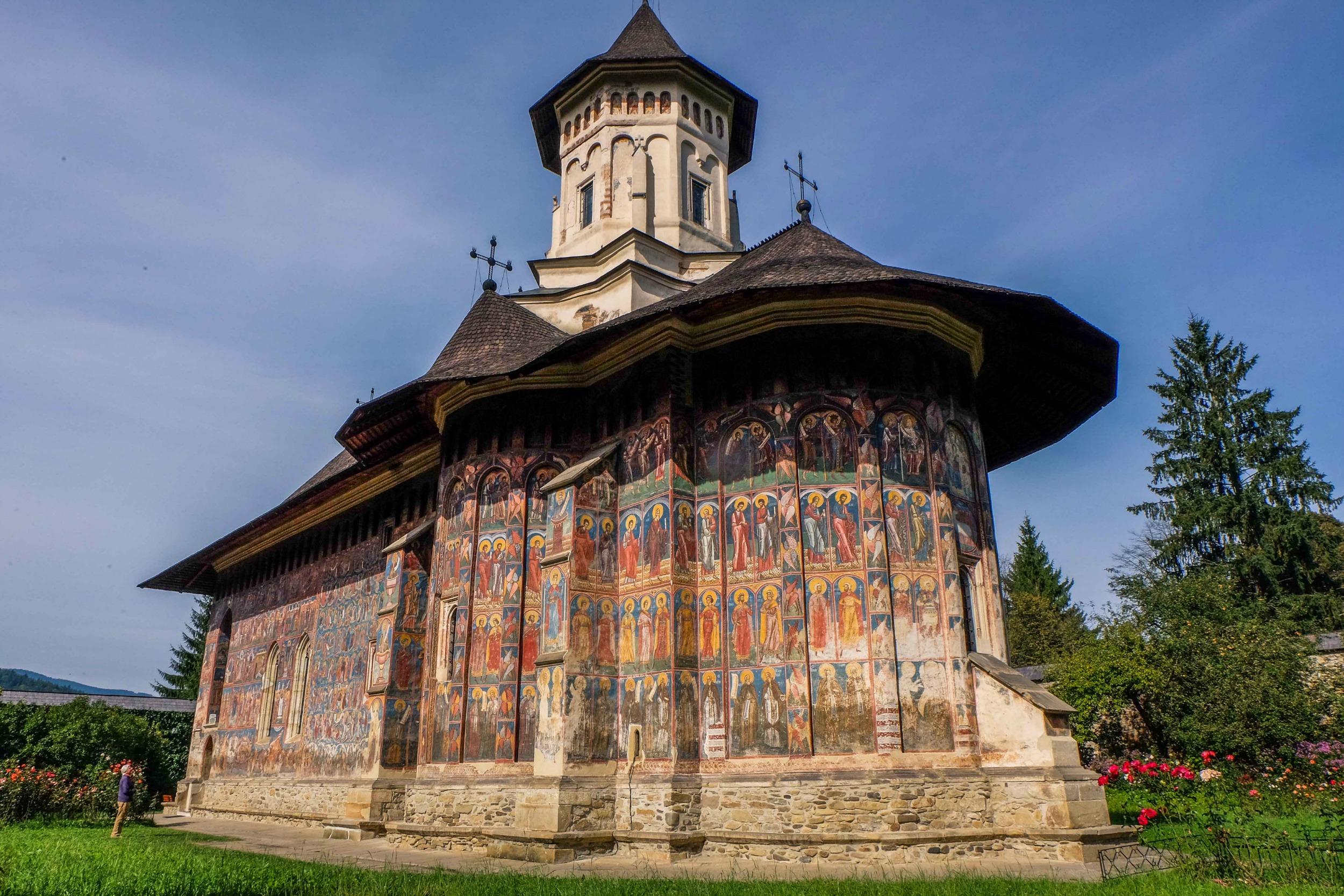 Alla scoperta della Bucovina
