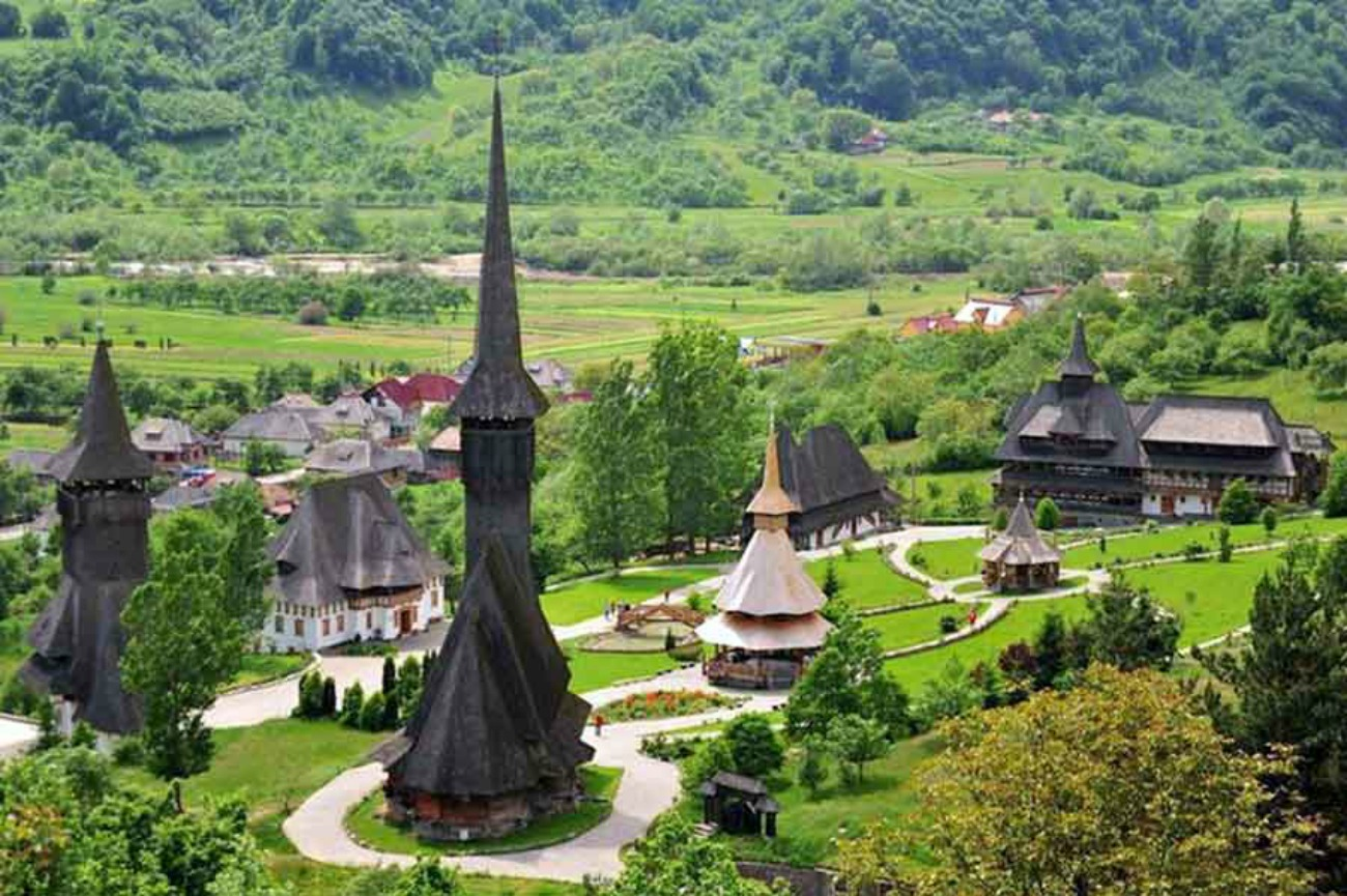 The Maramures District