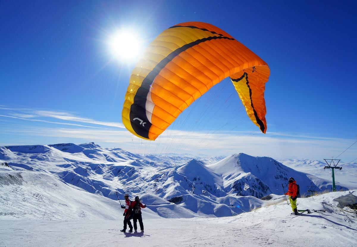 Sciare a Erzurum