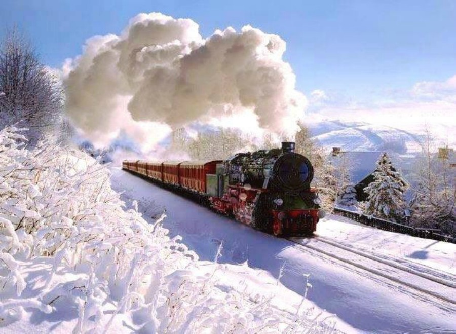 Trans-Siberian Railway, Moscow to Beijing
