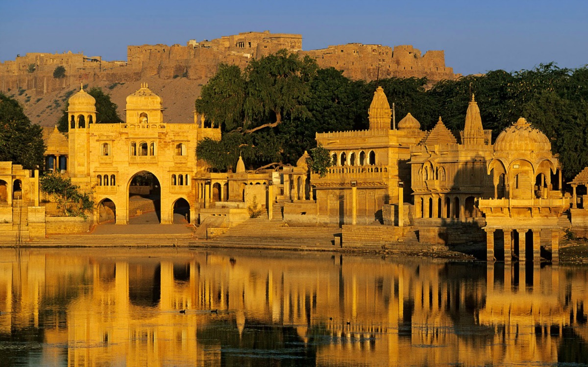 Jaisalmer, the golden city