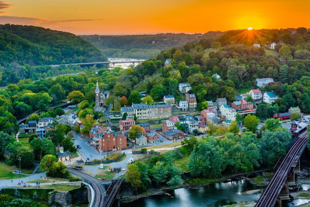 Discovering Harper's Ferry