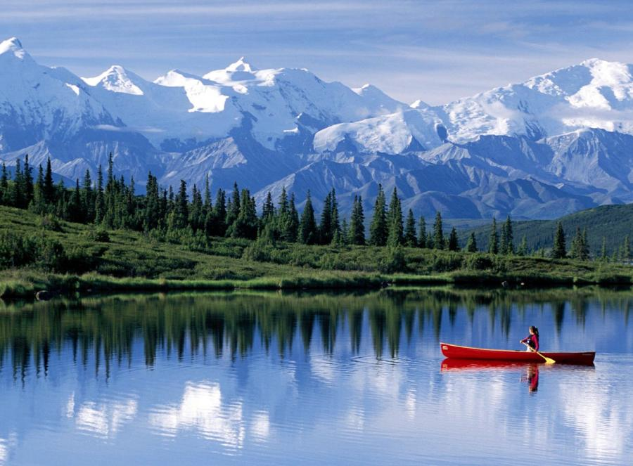 What to see when in Alaska