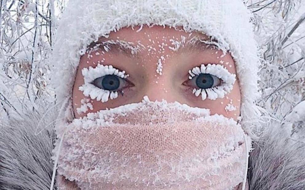 Oymyakon, the world's coldest village