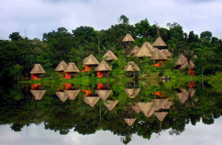 Best jungle lodges in the Amazon