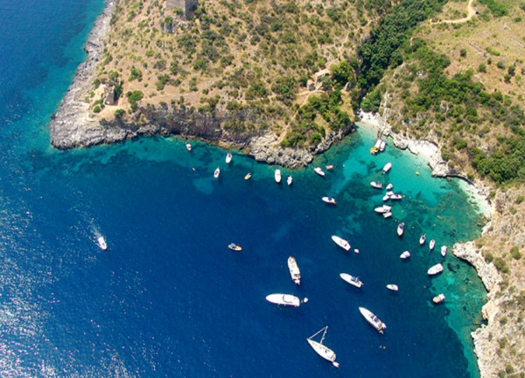 Marina di Camerota, the pearl of Cilento