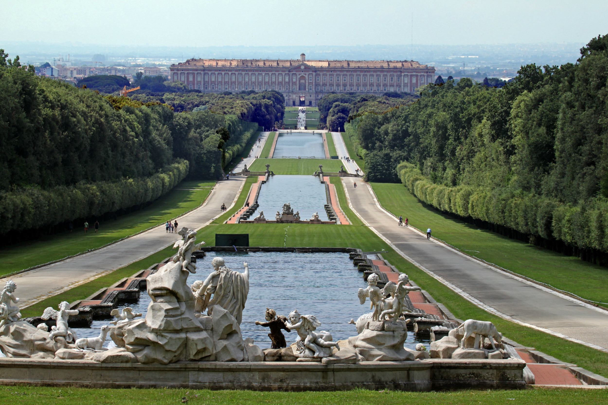 Caserta's Royal Palace