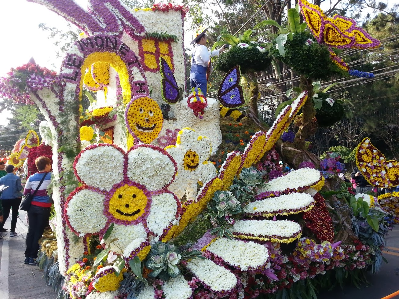 Panagbenga, the flower festival